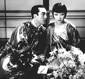 Sessue and Anna May Wong